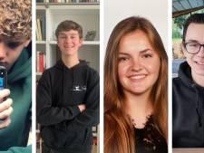 Eindexamens in coronatijd, spanning bij scholieren in Oost-Nederland: 'Straks ben ik de enige die niet slaagt...'