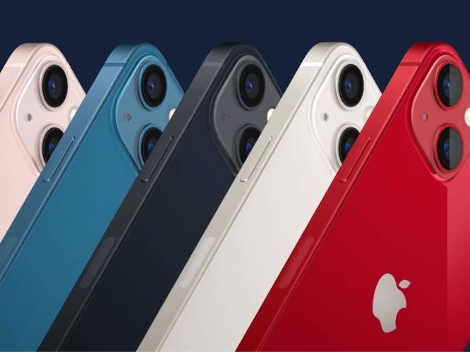 Hier is hij dan! Apple stelt de nieuwe iPhone 13 voor. Dit zijn alle nieuwe producten (en zoveel zullen ze kosten)