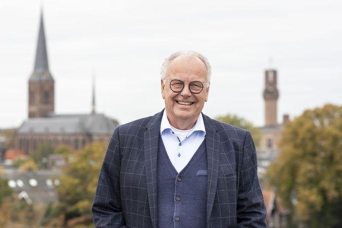 Harry Rupert nam in november 2020 afscheid als directeur van Welbions.