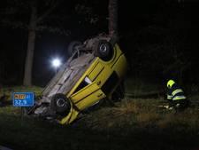 Automobilist bekneld bij ongeluk in Ysselsteyn