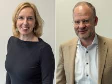 Suzanne Otters-Bruijnen en Stefan Mees uit Vught op VVD-lijst Provinciale Staten