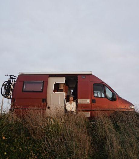 Ondanks corona reizen Robert en Denise in hun camper door Europa: 'Nu is iedereen beetje jaloers'