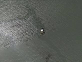 Olievervuiling in Golf van Mexico na doortocht orkaan Ida