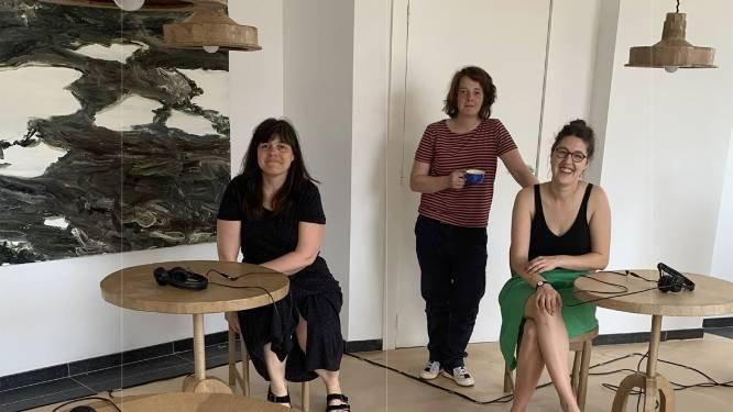 CAS-Zottegem pakt uit met expo rond koffiehuisinstallatie en droomlandschappen