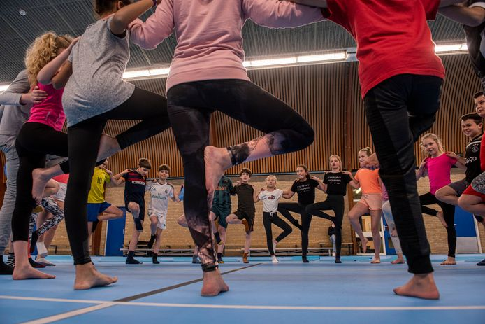 Voor gymlessen of buitenschoolse activiteiten moeten Bavelse kinderen nu altijd een kwartiertje lopen van school of kinderopvang naar sportzaal De Huif. Als de nieuwe mfa op het huidige terrein van bs De Spindel komt, is die tijd voorbij.
