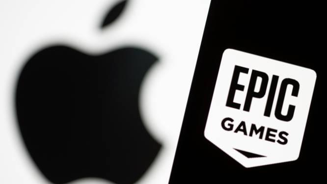 Zware klap voor Apple: Epic Games krijgt gelijk in rechtszaak over extern betalingssysteem
