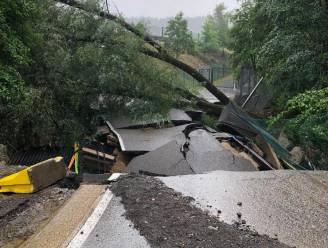 Formule 1-circuit Spa-Francorchamps ook getroffen door overstromingen