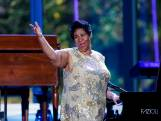 Plaquette bij geboortehuis Queen of Soul Aretha Franklin