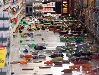 Nieuw-Zeeland opgeschrikt door aardbeving met magnitude 5,8
