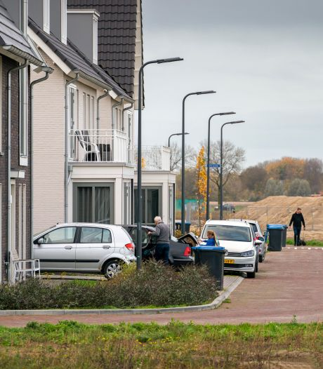 Flexwoningen Groote Wielen: woonerven kunnen  later elders worden neergezet