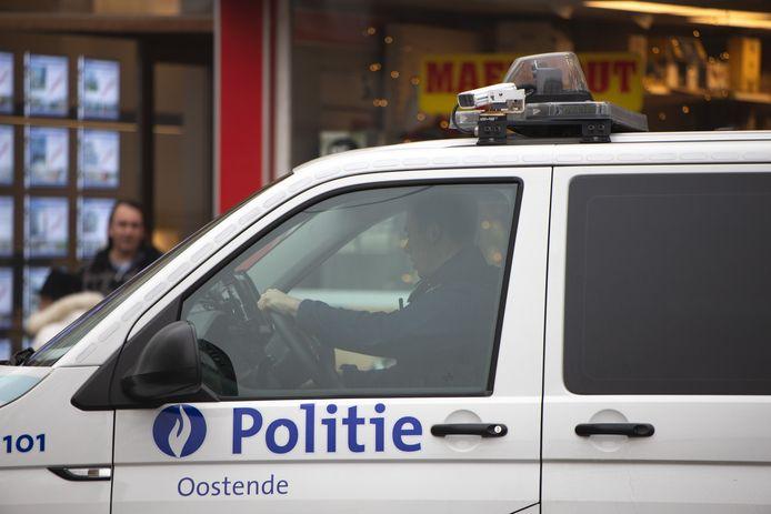 De politie van Oostende legde zaterdagnamiddag een doopfeest stil.