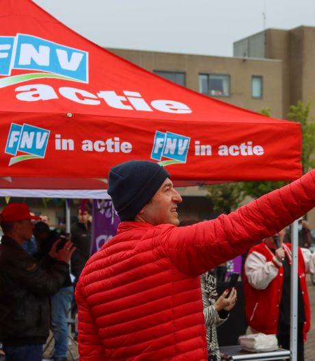 FNV: Werkgevers verschuilen zich in cao-overleg achter coronapandemie
