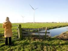 Kans op windmolens langs N207 (Alphen-Leimuiden) is niet meer zo groot