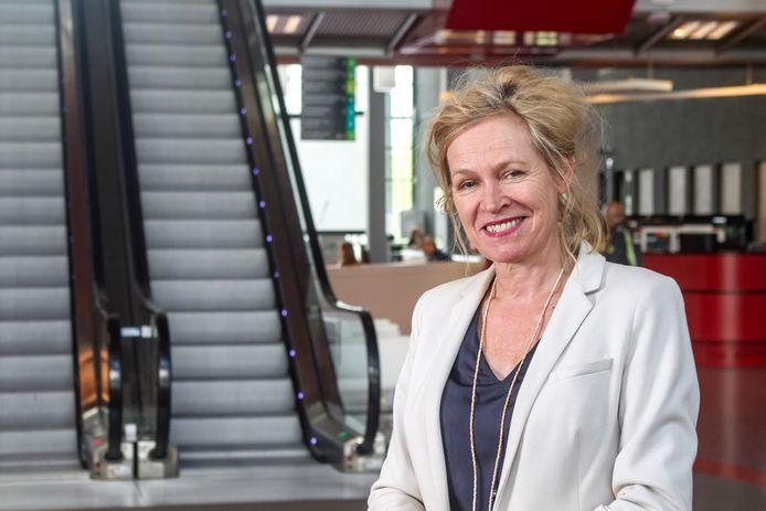 Anka Mulder, bestuursvoorzitter van Saxion.