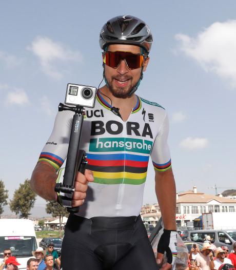 'Peter Sagan langer bij Bora-hansgrohe'