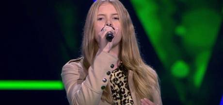 Perfectionistische Lynn (14) blaast The Voice-coaches omver
