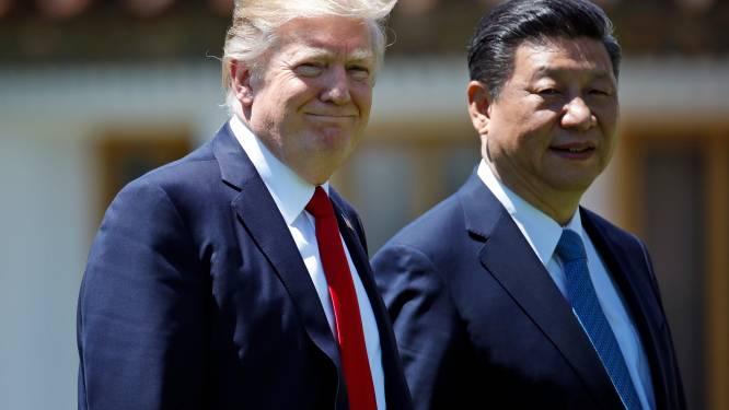 Chinese president Xi Jinping belt met Trump over Noord-Korea en maant kemphanen aan tot kalmte