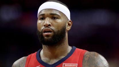 DeMarcus Cousins mist NBA-seizoen door zware blessure