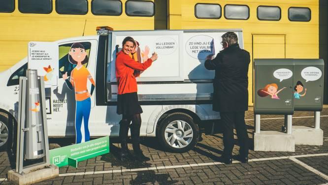 Hasselt voert strijd tegen afval op met nieuwe sensibiliseringscampagne