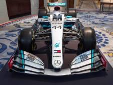 Mercedes onthult kleurstelling voor nieuwe seizoen