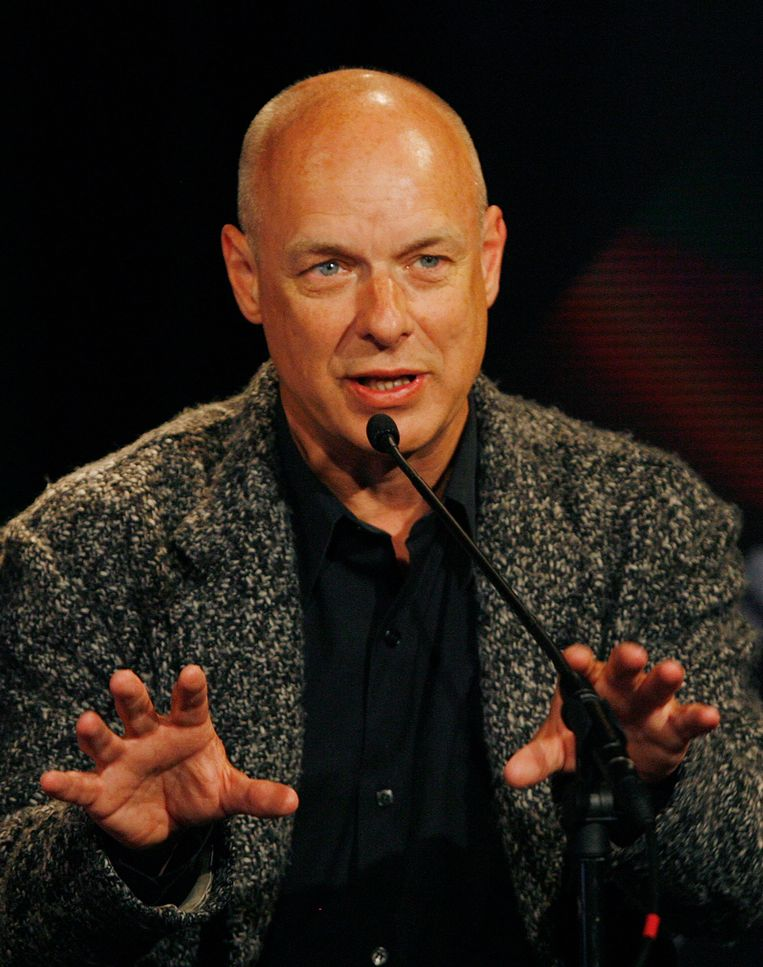 Brian Eno. Beeld REUTERS