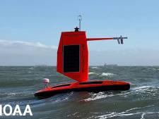 Unieke beelden: zeedrone filmt voor het eerst orkaan van binnenuit