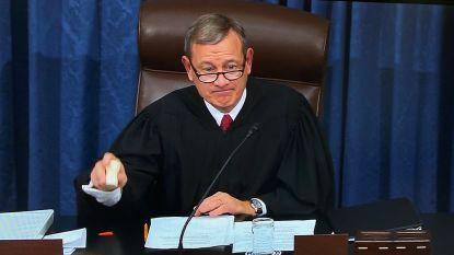 John Roberts (64): alles wat je moet weten over de conservatieve rechter die afzettingsproces Donald Trump leidt