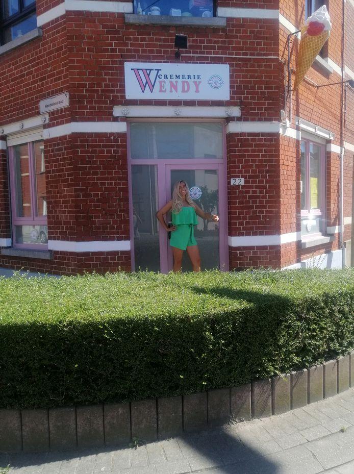 Wendy Michiels opent op 20 augustus Cremerie Wendy in Zaventem.
