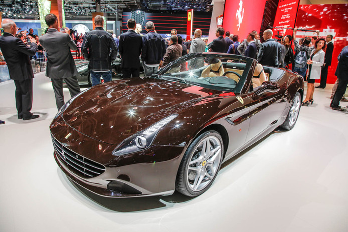 De omstreden Ferrari  'The Steve McQueen'