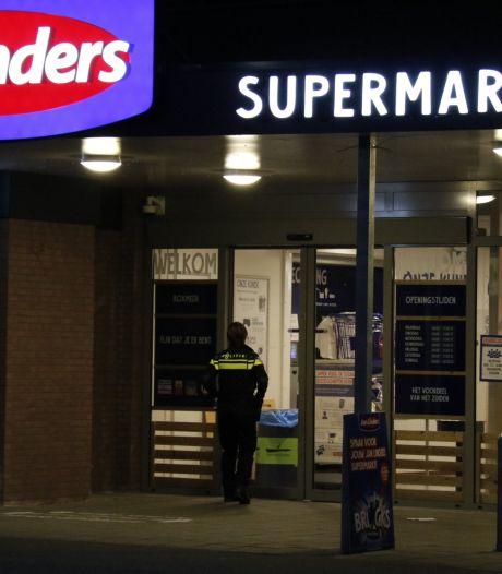 'Geschminkte' overvaller supermarkt Boxmeer nog spoorloos