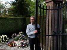 Nieuw bloemenhoekje op begraafplaats Vianen: 'Het ligt steeds vol'