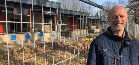 Vlashofschool in Berkel-Enschot tegen de vlakte, alleen de herinneringen blijven