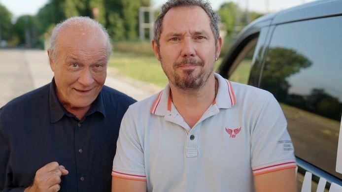 Jacques Vermeire en Axel Daeseleire