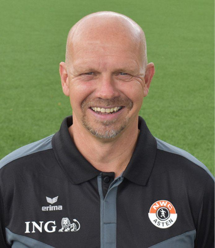 Ruud Vermeer trainer NWC Asten.