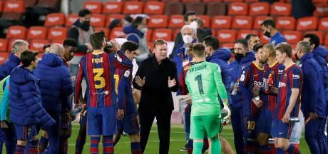 Koeman distantieert zich van Klopp, gokt met Piqué en droomt van hoofdrol Messi in Clásico