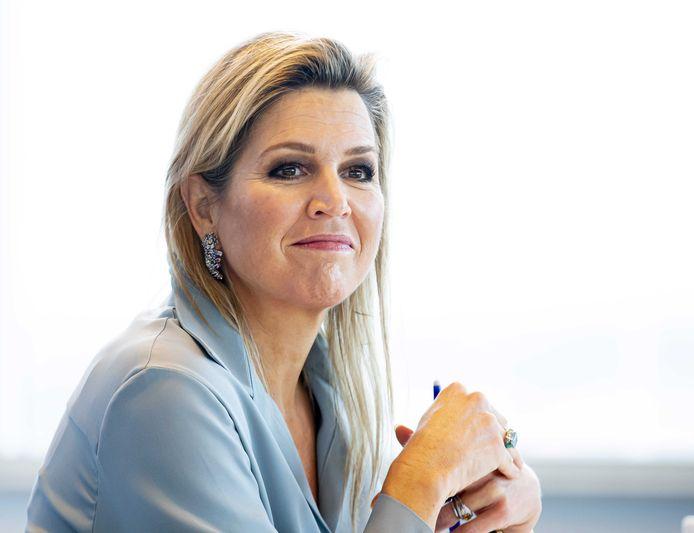 Koningin Máxima.  EPA/Patrick van Katwijk