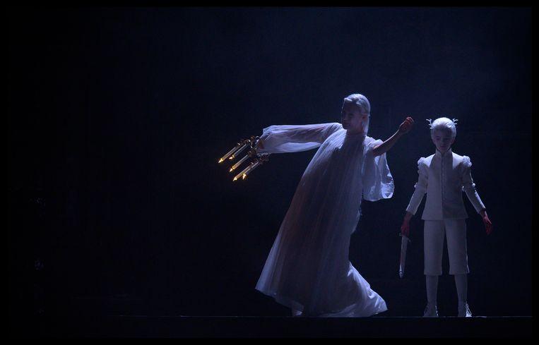 Macbeth Underworld. Beeld MATTHIAS_BAUS