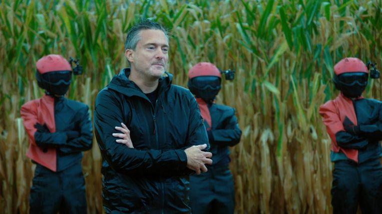 Gilles De Coster - De Mol nieuw seizoen Beeld SBS