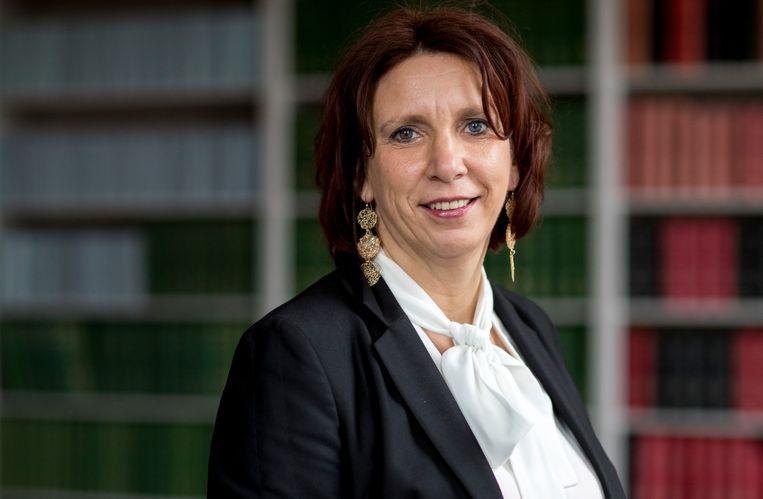 Oud-VVD-Kamerlid Helga Lodders lijkt erop te gokken dat ze met haar omstreden overstap naar de Online Kansspelaanbieders geen regels overtreedt.  Beeld ANP