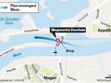 Verkeer toch twee kanten op op nieuwe brug bij Appeltern