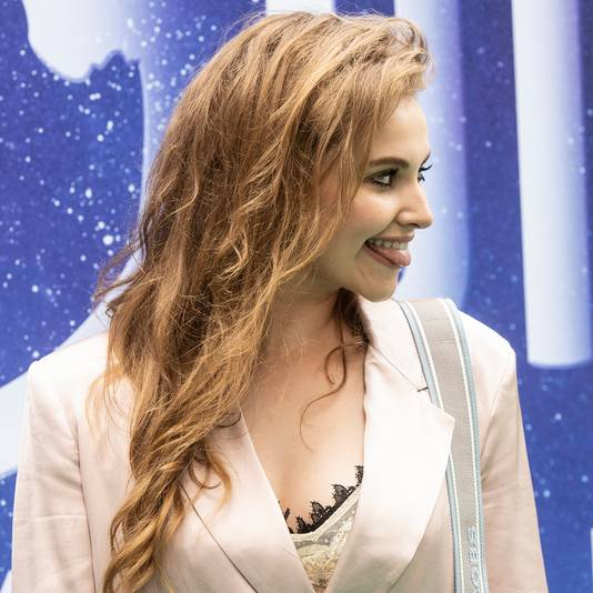 zangeres en actrice Vajen van den Bosch