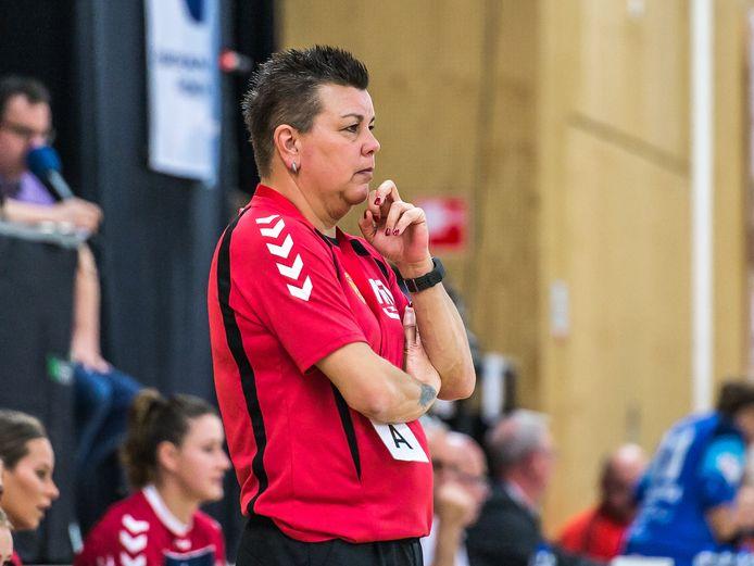 Monique Tijsterman leidt Oranje als interim-bondscoach op het komende EK.