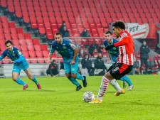 Invaller Malen bezorgt zeer tegenvallend PSV alsnog de winst tegen Sparta