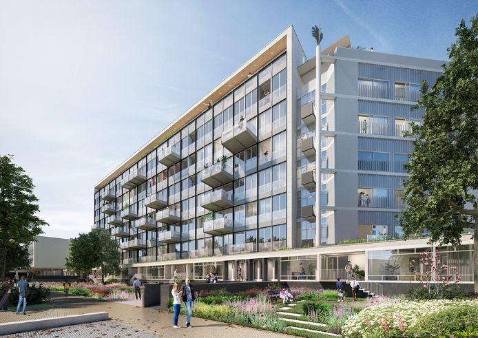 De ontwikkeling van het Stads Huis kan verder nu het bestemmingsplan is aangepast.