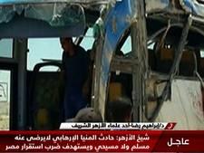 'Ook kinderen gedood bij aanval op bus met Egyptische christenen'