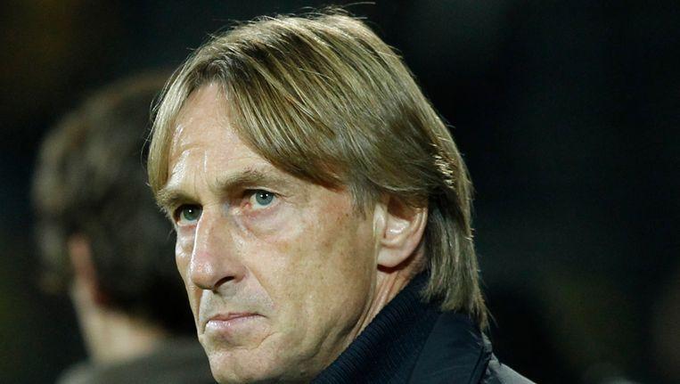 VVV-Venlo richt zijn pijlen op Adrie Koster (ex-Club Brugge en Beerschot). Beeld BELGA