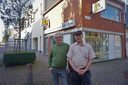 Het bekende familiebedrijf De Voorhaven, in de wijk Opex, steekt in een nieuw jasje