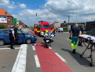 3de ongeval aan op- en afrit E40 in 24 uur: chauffeur wordt onwel op afrit en ramt takelwagen van vorig ongeval