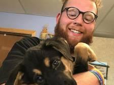 Ongelooflijk! Een miljoen retweets om een asielhond te mogen adopteren