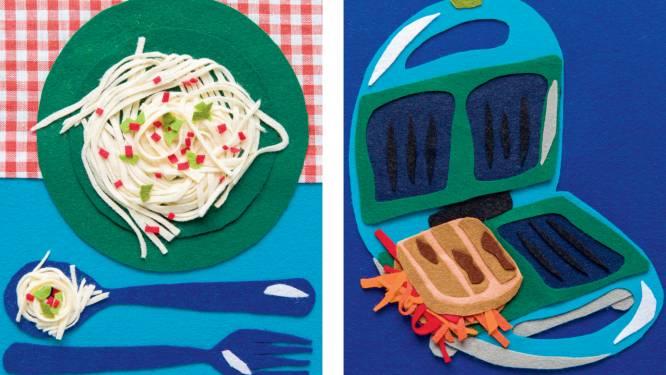 Kimchi croques of spaghetti aglio e olio: snelle recepten uit 'Kookboek voor een heerlijk chaotisch leven'